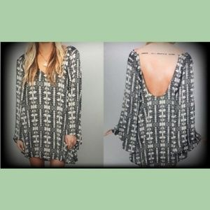 NWT $150 Show Me Your Mumu Gabby Low Back Dress